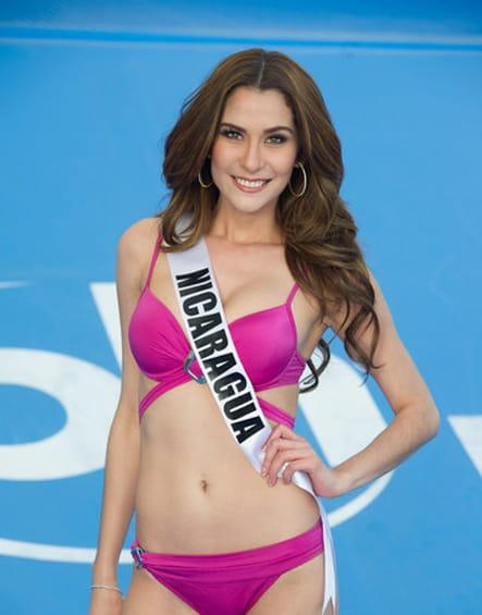Miss Nicaragua, Daniela Torres