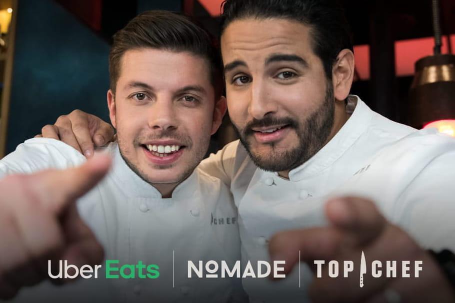 UberEats x Top Chef: comment commander le menu chez vous?