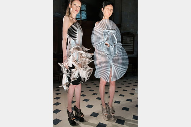 Iris Van Herpen (Backstage) - photo 9