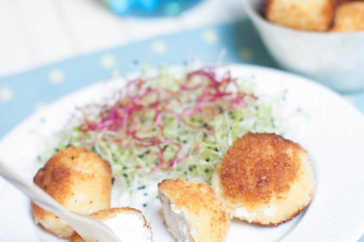 Boulettes au fromage bleu