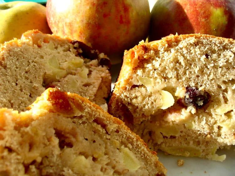 Cake Farine Sarrasin Et Fruits Secs