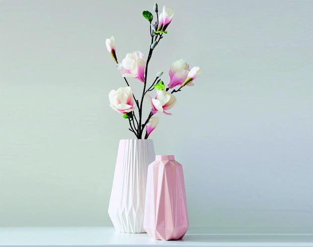 Vase Origami par Becquet