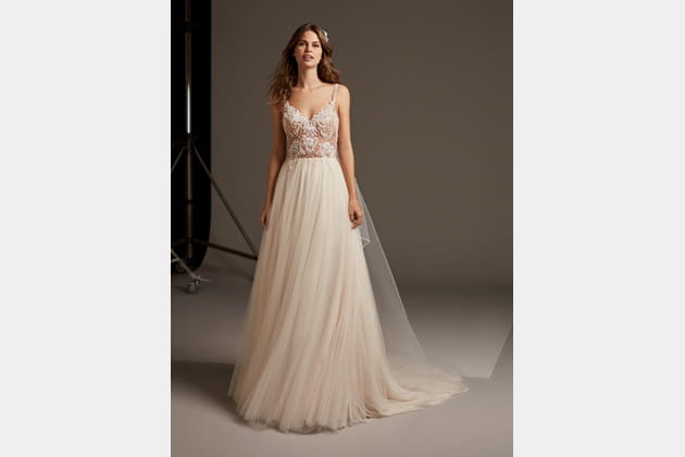 Robe de mariée Ursa, Pronovias 2020