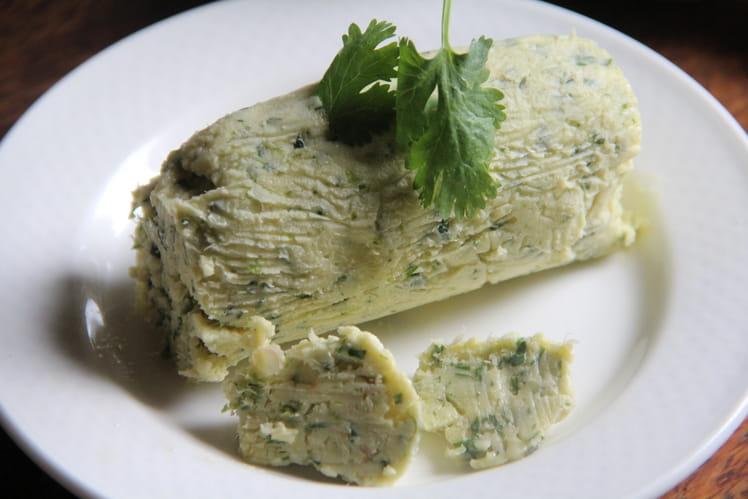 Beurre aromatisé façon thaï