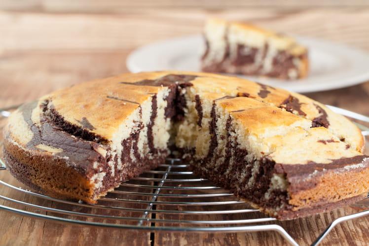 Gâteau marbré : la meilleure recette