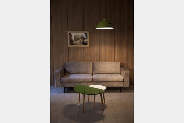 Canapé Weddo par Meghedi Simonian pour Kann Design