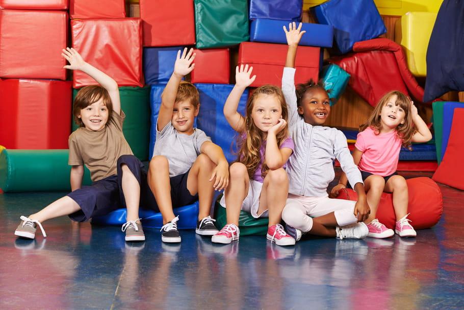 Sport à l'école: 30minutes de sport par jour, natation et vélo