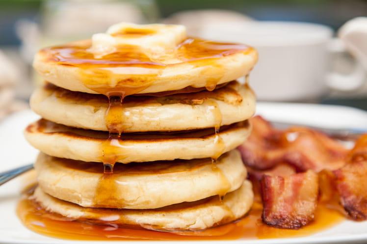 Pancakes : la recette rapide