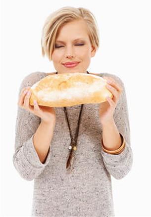 préférez le pain complet au pain blanc.