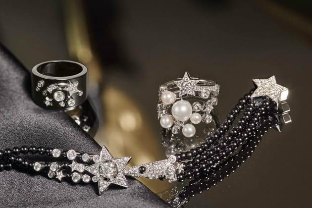 """La collection """"Comète"""" de Chanel Joaillerie en 2016"""