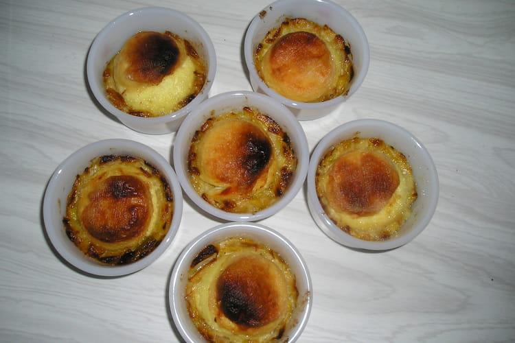 Crottin de Chavignol sur fondue de poireaux