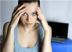 la migraine, une maladie plutôt féminine.
