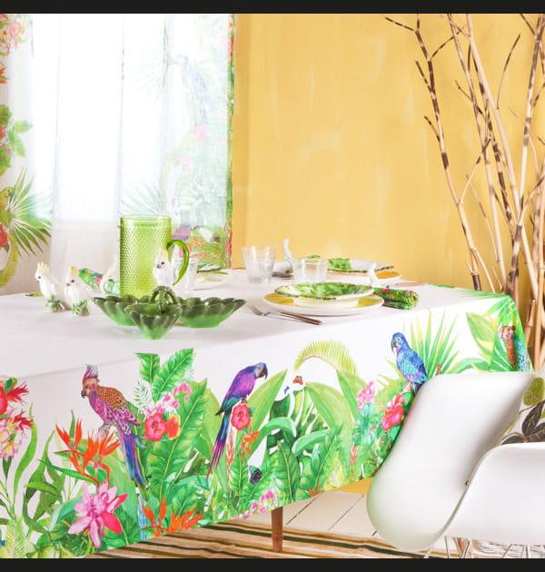 Nappe imprimée Jungle Zara Home