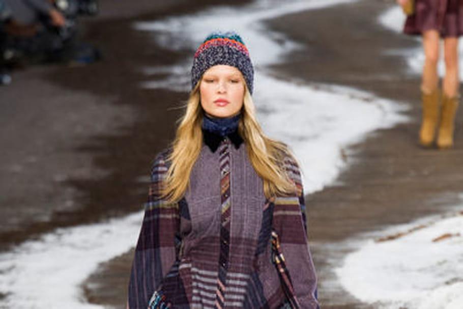 Fashion week : défilé Tommy Hilfiger automne-hiver 2014-2015