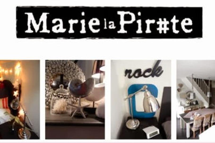 Le blog du moment: Marie la Pirate