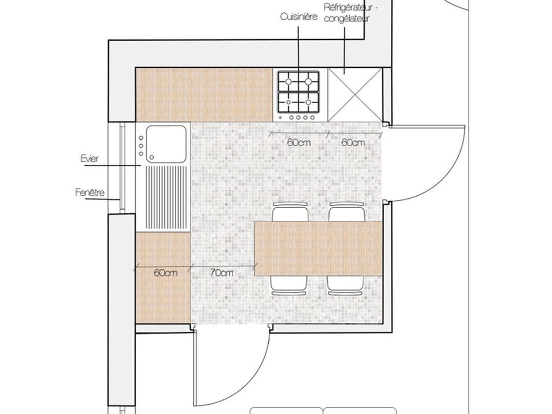 Plan de maison dessiner pour mieux concevoir et optimiser son intérieur