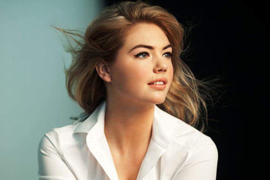 Kate Upton, nouvelle égérie Bobbi Brown Cosmetics