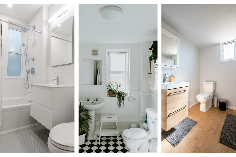 Quel sol pour la salle de bains?