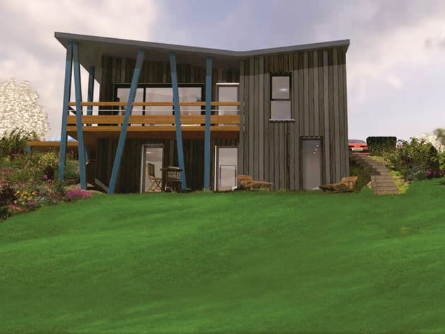 Une maison adaptée aux besoins futurs