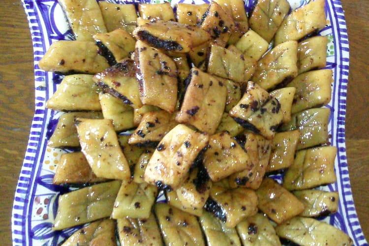 Makrouts aux dattes tunisiens
