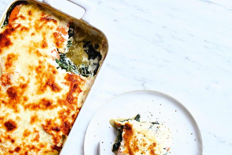 Lasagnes veggie