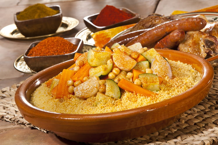 Couscous au Thermomix
