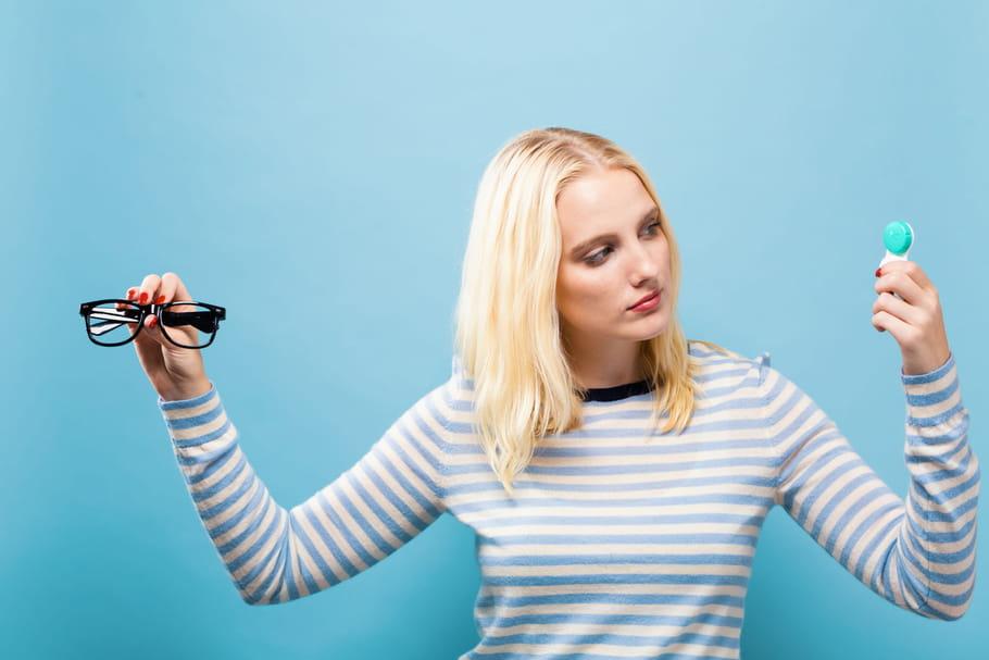Astigmate: causes, signes, c'est quoi?