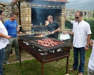 brunch libanais