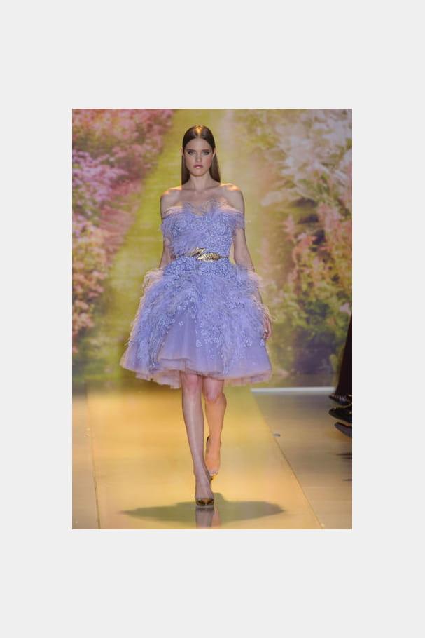 Défilé Zuhair Murad haute couture