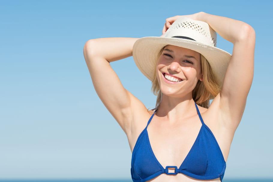 Prendre soin de sa peau claire l'été