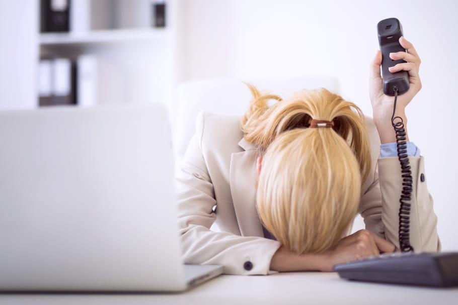 """Ras le bol du """"bullshit job"""": 23% des femmes envisagent une reconversion professionnelle"""