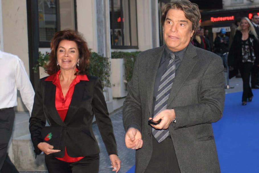 Bernard Tapie et sa femme: ligotés, violentés, cambriolés