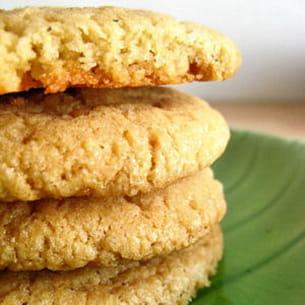 biscuits au beurre de cacahuètes