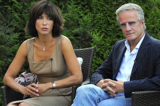 Sophie Marceau et Christophe Lambert séparation présentation film