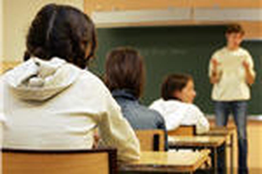En France, seulement 5 enseignants pour 100 élèves dans le primaire !