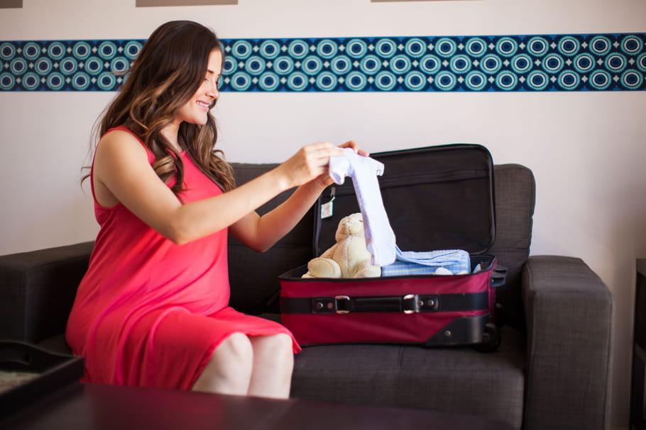 Liste de maternité : faites votre valise !