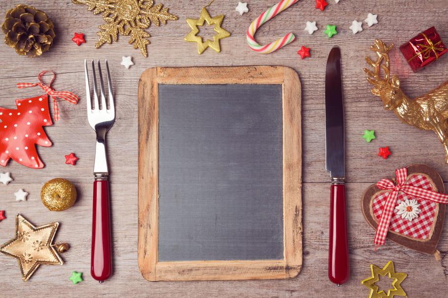 Menu de Noël2020: idées de recettes pour un repas de fêtes réussi