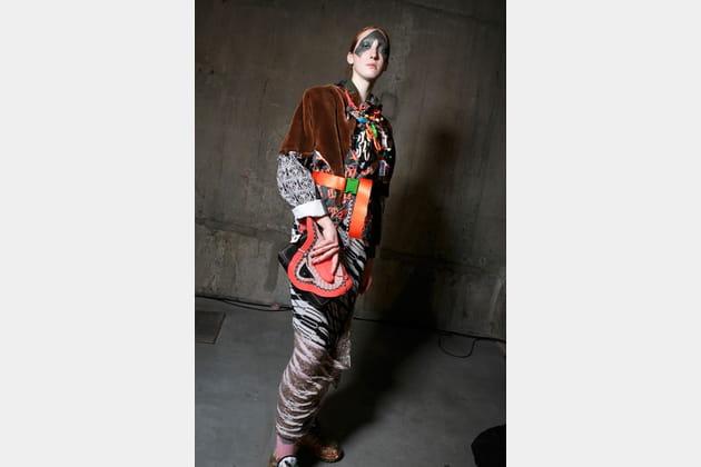 Fashion East (Backstage) - photo 13