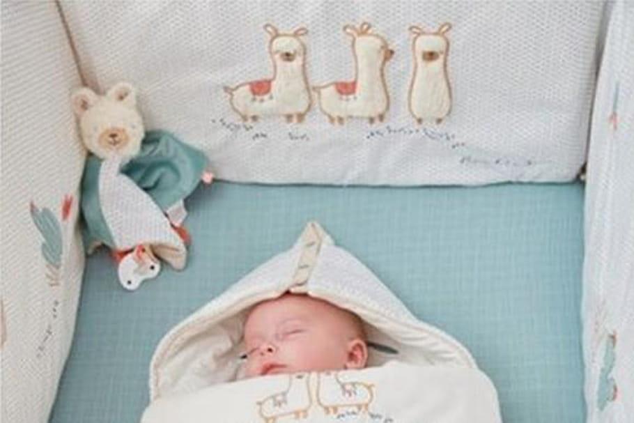 Tour de lit: notre sélection pour bébé