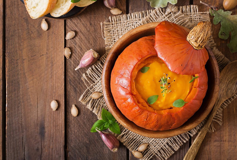 Les meilleurs aliments à manger en automne