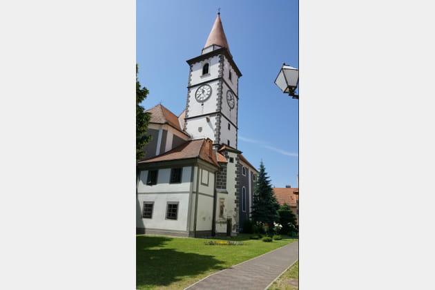 L'Église Saint-Nicolas
