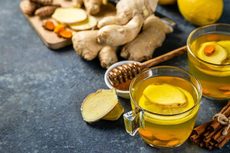 Remèdes pour l'arthrose: gingembre, huile de ricin, banane