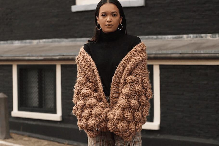 Le look blogueuse de la semaine: l'automne trendy d'Oumayma Elboumeshouli