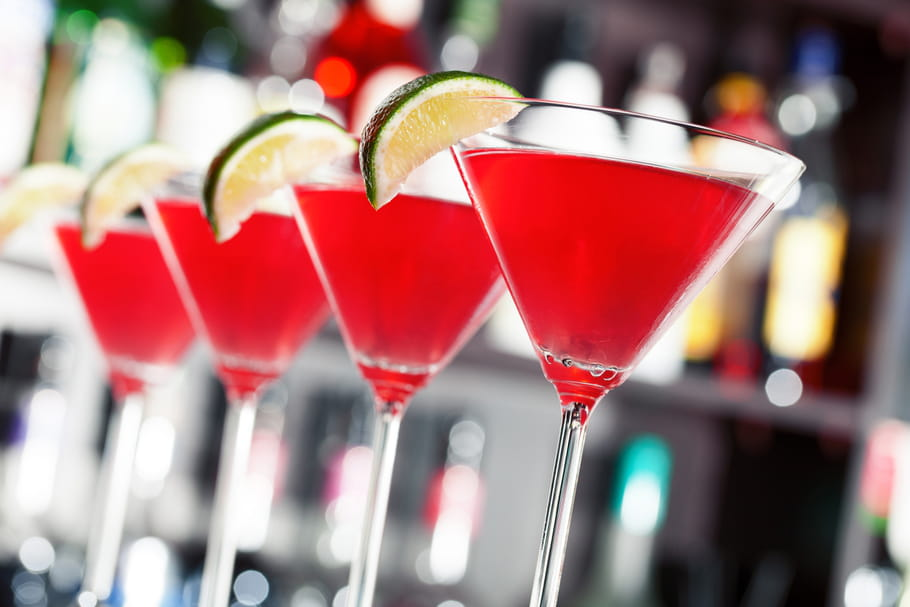 Comment faire un joli cocktail coloré ?