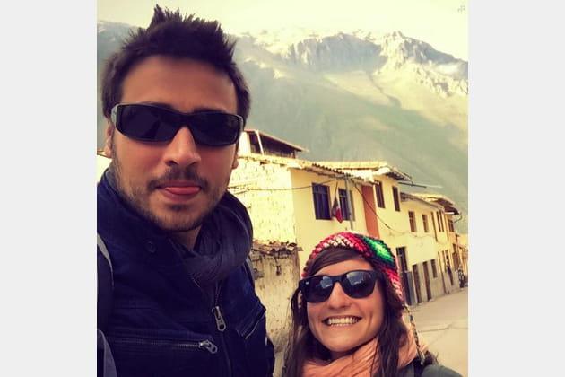 Quentin et Noémie, prêts à déplacer des montagnes