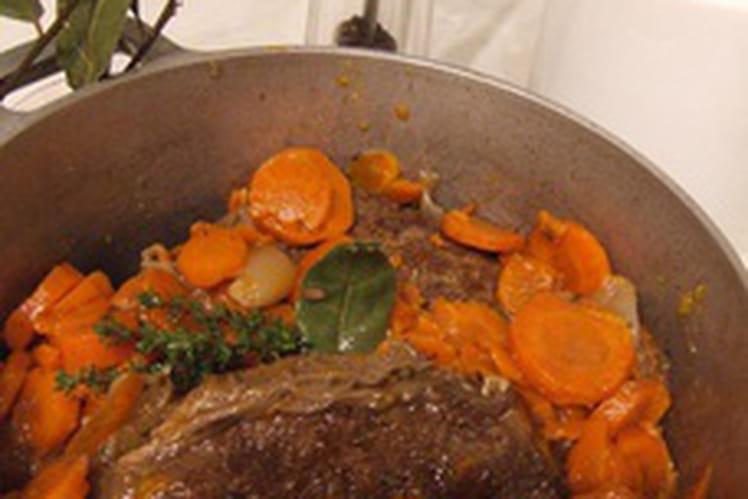 Bœufs carottes