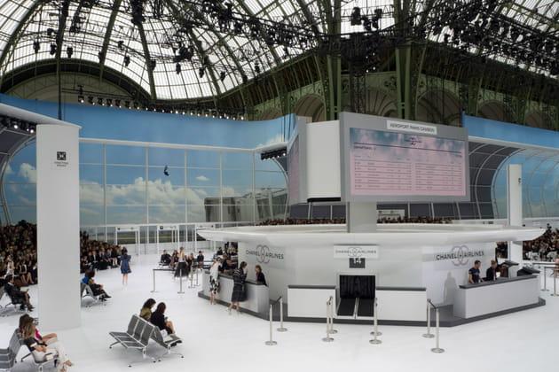 Vol interne au départ du Grand Palais