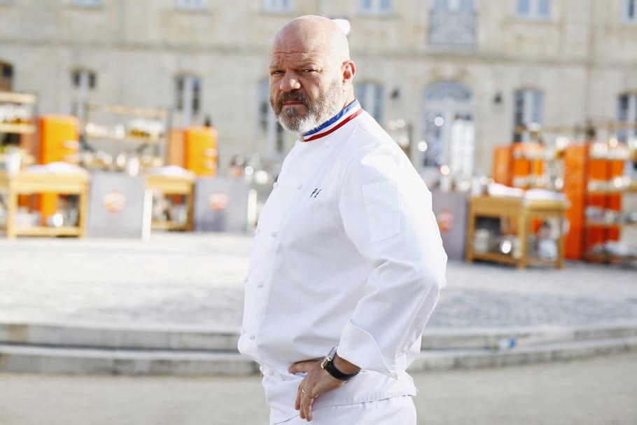 """Philippe Etchebest: """"Il y a plus de 70% de réussite dans Cauchemar en Cuisine"""""""