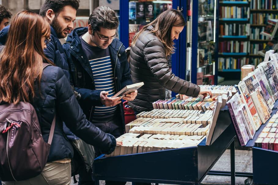 Salon Fnac Livres: prix du Roman Fnac, dédicaces et rencontres