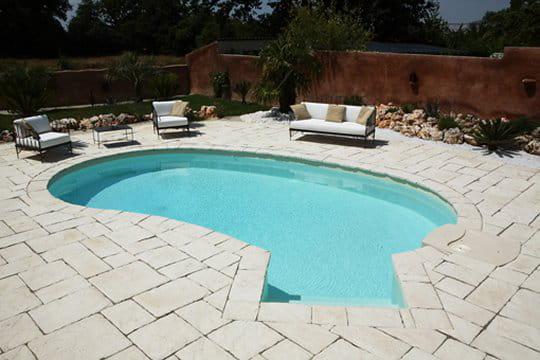 La piscine enterrée Naturella-Piscines Caron
